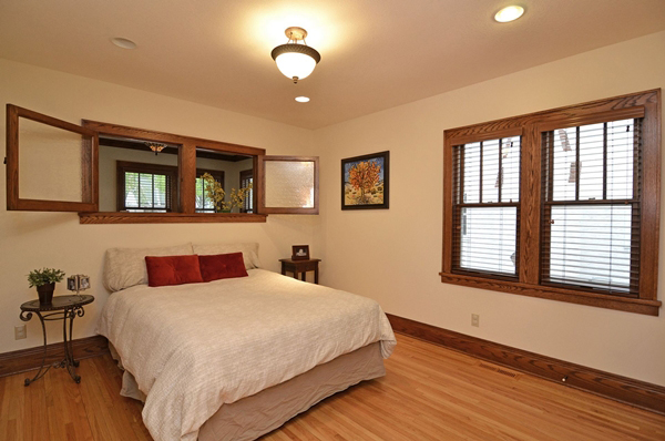 Kuechle Construction Company|Linden Hills Home Renovation|Fourth Bedroom Photo