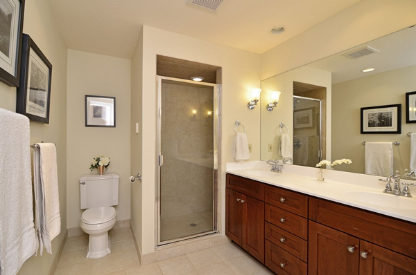 Kuechle Construction Company|Linden Hills Home Renovation|Master Bathroom Photo
