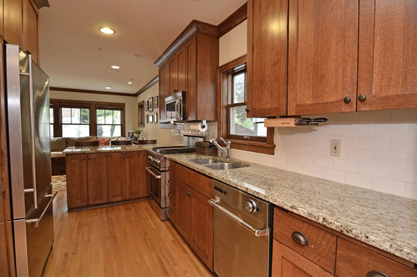 Kuechle Construction Company|Linden Hills Home Renovation|Kitchen Remodel Picture